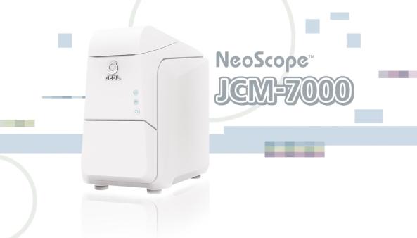 日本電子 JEOLの新しい卓上電子顕微鏡の紹介