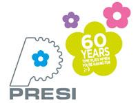 プレシ社は創業60周年を迎えました